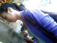 Boso Pinay College Freshmen Student