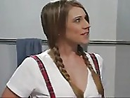 Nicole Brazzle Loves Her Job In The Boys Locker Room