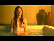 Lucy Lawless And Viva Bianca Wet And Topless