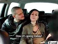 Punk Teen Fucked By Bf In Fraud Taxi