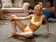 Warm Up With Traci Lords - Trashy Aerobics