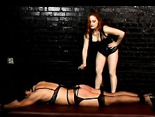 Mistress gemini strapon stretchings