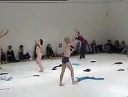 Artistic Dance Game/performance With Nudity,  Chang