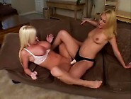 Exotic Pornstar Nadia Hilton In Horny Blonde,  Strapon Adult Movi