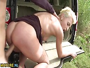 Big Cock Milf Sex In A Parked Car