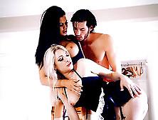 Fabulous Ffm Threeway With Jasmine Jae And Tamara Grace