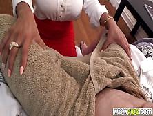 Kiara Mia Got Nice Milf Boobs..