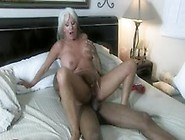 Sexy Blonde Granny Fucked By A Black Dude