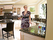 Katie Kox With Big Boobs Gives A Stout Tender Blowjob