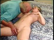 Oldie Dad Fucking Goldy Daughter
