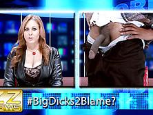 Slutty Milf Julia Ann Kneels For Black Cock And Provides Mind Bl