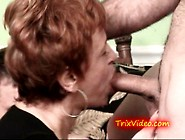 Damn Granny.. Your A Cum Sucking Whore