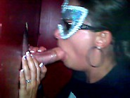 Wife Sucking Off Strangers At A Gloryhole