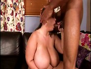 Beautiful White Ssbbw Milf With Huge Tits Taking Some Black Cock