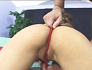 Sultry Blonde With A Heart-Shaped Ass Gets Her Juicy Twat Fucked