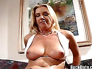 Hot Bitch With Fat Pussy Gets Nailed By Two Guys In The Ass Then