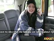 Pretty Cutie Alessa Agrees To Fuck The Driver For Fun Video