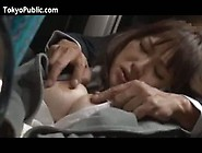 Japanese Wife Screwed On The Bus Ride
