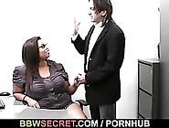 Married Man Fucks Ebony Fatty And Gets Busted