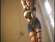 Strict Rope Strappado Bondage