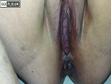 Mature Wife Heavy Pissing Selfie
