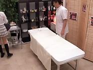 Japanese Slut Fucked By My Hammer In Voyeur Massage Video