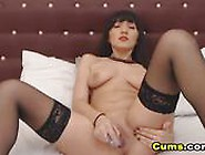 Amateur Babe Toys Her Pussy Until She Orgasms