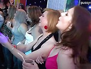 Crazy Party Turns Into A Sex Adventure For Many Horny Girls Who