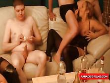 Paradise Films German Amateur Mature Swinger Party