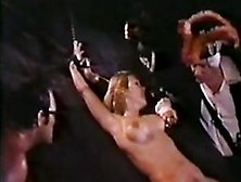 Punished Women In Dungeon (Fragment From Movie)