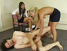 Ballbusting World - Bw-0060 Human Anatomy!