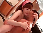 Tight Jap Girl Fucked In The Kitchen And Fed A Big Load Of Fresh