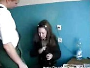 Daddy Punishes Daughter