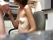 Blowing Her Boyfriends Penis The Most Excellent That Asian Babe