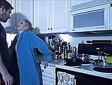 Stepmom & Stepson Affair 84 (In The Dark With Mommy)