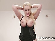 Huge Tits Milf Banging Pov And Getting Breasts Cumshot