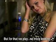 Amateur Blonde Bar Girl Anal N Squirting