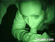 Amateur Outdoor Blowjob Nightvision