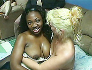 Amateur Swingers Have An Interracial Fuck Party In Their House