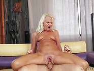 Older Woman Getting Fingered In Her Ass And Pussy Hole