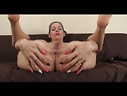 Lelu Love Wants You To Lick Her Feet And Asshole