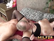 Total Slut Daughter Fucked Dad And Gets A Creampie