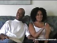 Hot Amateur Black Couple Fucking