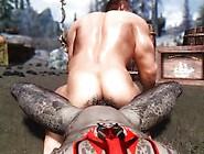 Skyrim: Znake The Half Dragon