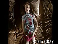 Cute Redhead Masturbates In Her Wet Panties