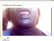 Brazilian Black Granny - Uol Chat
