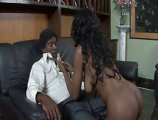 Wonderful Beaver Banging Delights For Hot Ebony Nyomi Banxxx