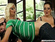 Fatty Sluts Marta And Jitka In 3Some Femdom
