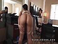 Mercedes Carrera Is A Nude Latina Maid