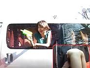 Fucking In A Van Inside Public Gets